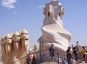 Pedrera's Gaudi