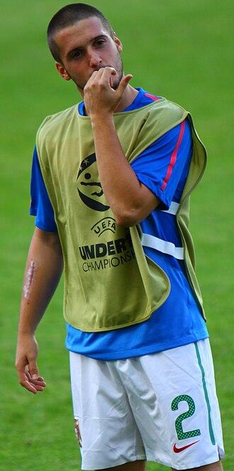 Pedro Almeida - Image: Pedro Almeida (cropped)