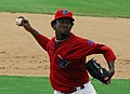 Pedro Martínez Clearwater Threshers.jpg
