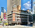People's Palace with 288 Edward Street, Brisbane in the background, April 2020, 01.jpg