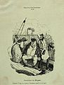 People suffering from seasickness on board a steam boat. Rep Wellcome V0010888.jpg