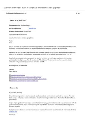 Eusko Jaurlaritzaren baimena / Permiso del Gobierno Vasco