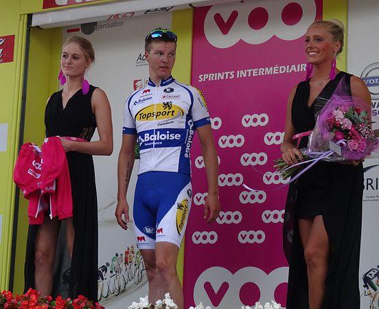 Perwez - Tour de Wallonie, étape 2, 27 juillet 2014, arrivée (D30).JPG