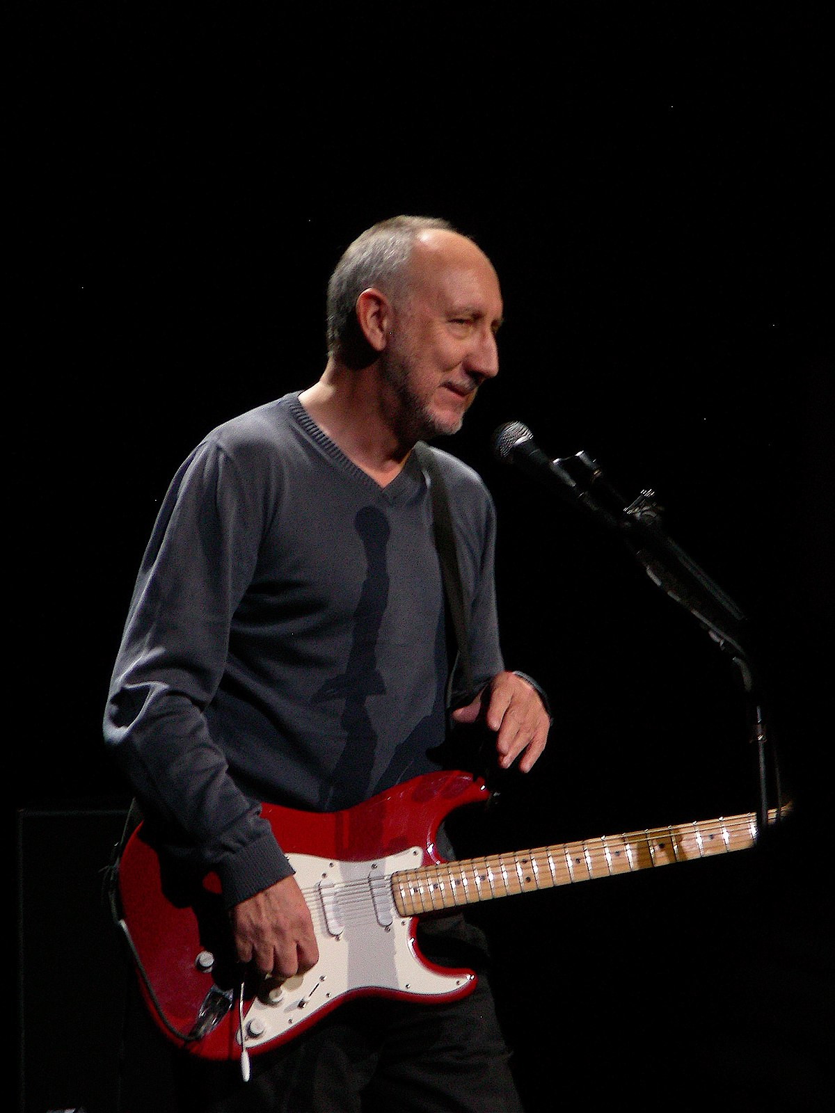 Pete townshend bisexual