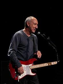 Pete Townshend nel 2008.