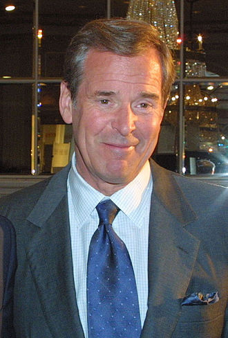 Peter Jennings - Jennings in 2002