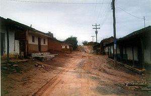 Pampagrande - Image: Pgstreetscene 1