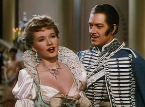 Phantom of the Opera (1943 film) - Susanna Foster and Nelson Eddy