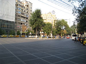 Sector 2 (Bucharest) - Rosetti Square