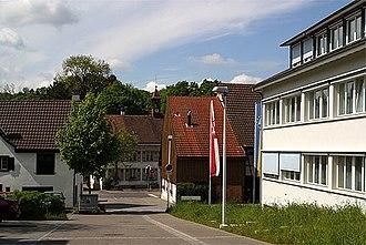 Bottmingen - Image: Picswiss BL 45 09