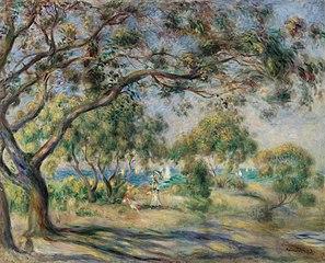 Bois de la Chaise (Noirmoutier)