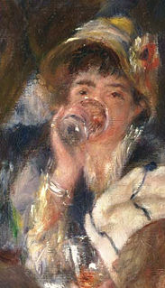 Ellen Andrée Model for Degas and others