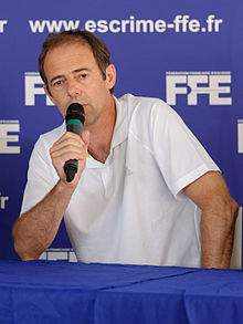 Pierre Guichot FFE press conference 2013-07-25.jpg