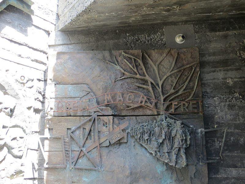 אנדרטת הנצחון בנתניה-הבונקר