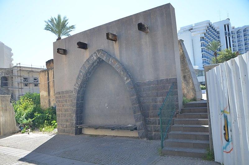 המצודה הצלבנית בטבריה