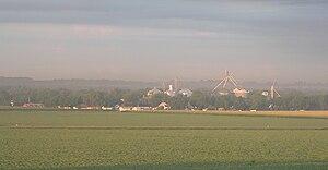 Pilger, Nebraska - Pilger at sunrise, 2010