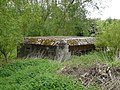 Pillbox on River Kennet near Theale - geograph.org.uk - 861686.jpg