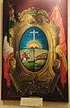 Pintura del escudo de armas de la ciudad de Querétaro, México.jpg