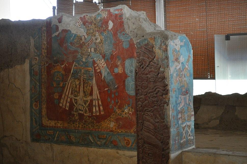 Pinturas prehispánicas