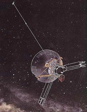 Pioneer 10 - Image: Pioneer 10 11