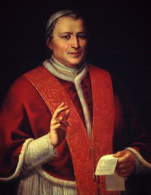 Reestablishment of the episcopal hierarchy in the Netherlands - Pope Pius IX reestablished the hierarchy