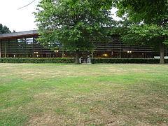 Parc des gayeulles wikimonde for Piscine des gayeulles