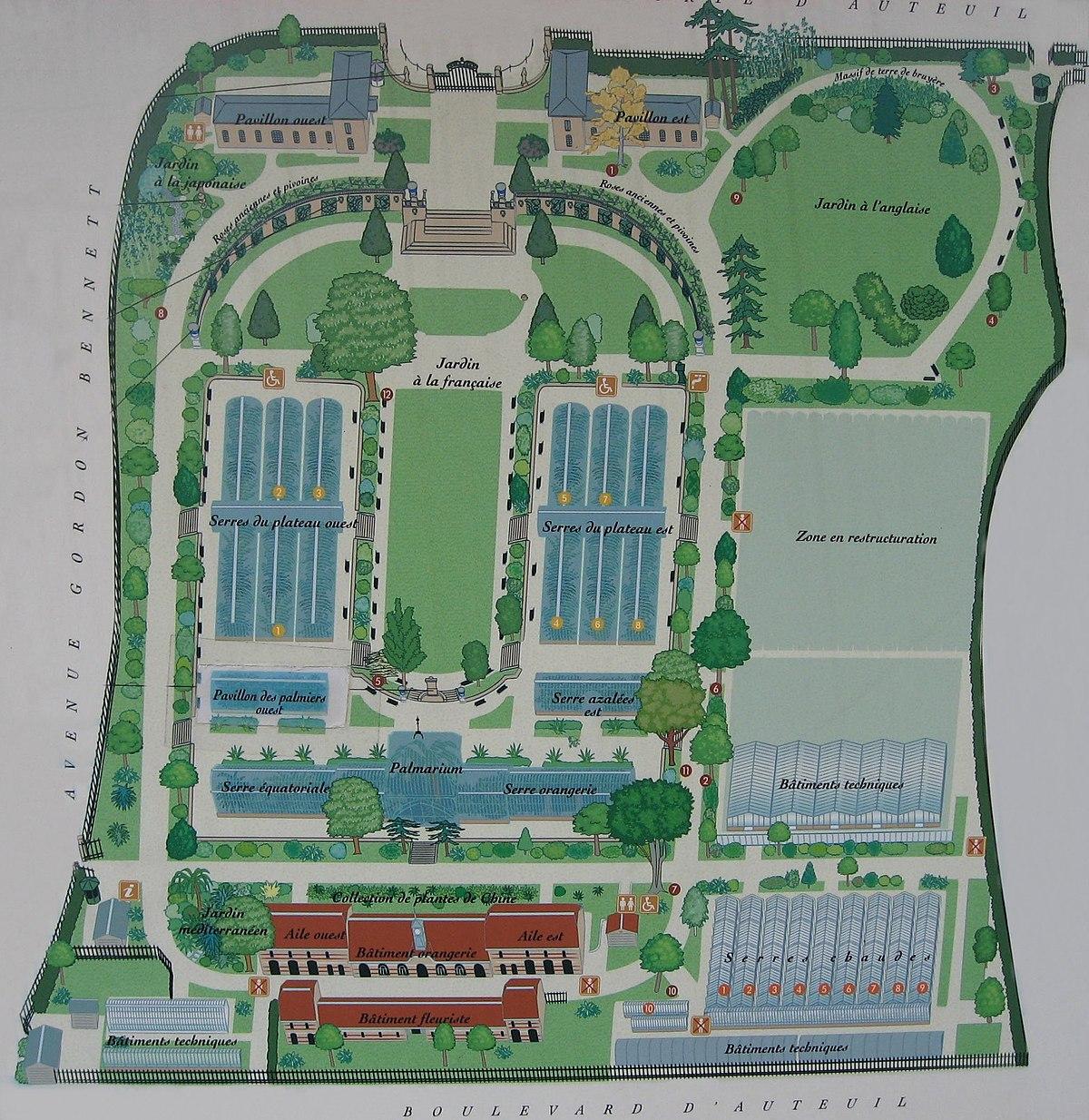 jardin des serres d 39 auteuil wikip dia