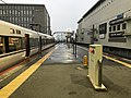 Platform of Nijo Station (Sanin Main Line) 4.jpg