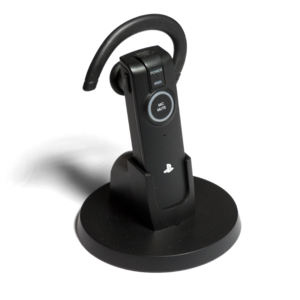 e6ea7297c24 PlayStation 3 bluetooth headset.png. Original version of the Official PS3  Wireless ...