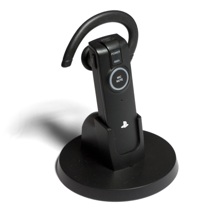 File Playstation 3 Bluetooth Headset Png Wikimedia Commons