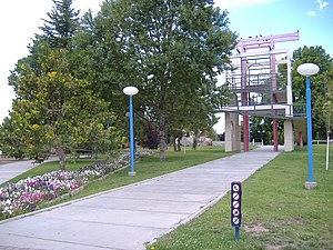 Malargüe - Plaza San Martin