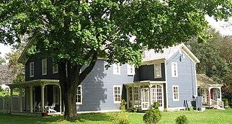 Pleasants House - Pleasants House, September 2008