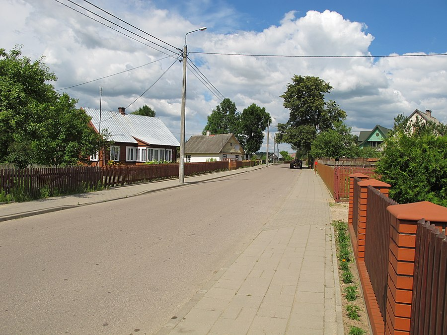 Lipina, Podlaskie Voivodeship