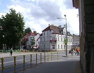 Szczytno - Town Centre