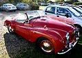 Polesden Lacey - Oct 2010 - Jowett Jupiter - Classic Red Sports Car.jpg