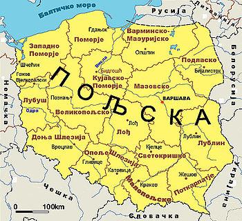 poljska mapa Пољски шаховски шампионати — Википедија, слободна енциклопедија poljska mapa