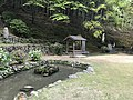 Pond near Otometoge Saint Mary's Church.jpg
