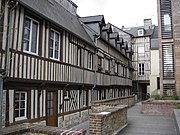 Timber Framing The French Tradition | RM.