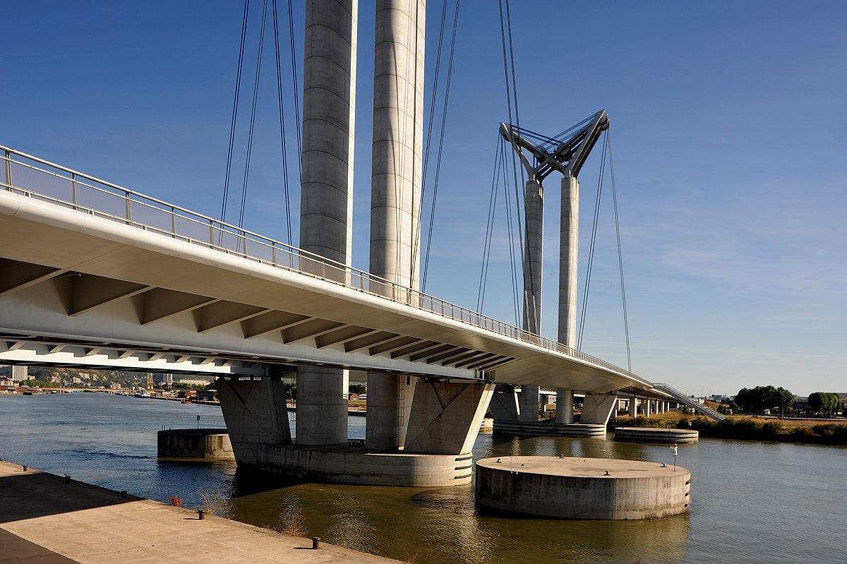 Archivo:Pont Gustave Flaubert 02 09.jpg - Wikipedia, la ...