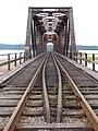 Pont de fer du chemin de fer à Barachois, Gaspésie, Québec - panoramio.jpg