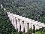 Ponte delle Torri bei Spoleto