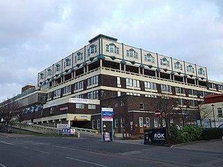 Poole Hospital Hospital in Dorset, United Kingdom