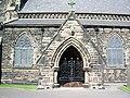 Porch, The Parish of Christ Church, Aughton - geograph.org.uk - 535518.jpg