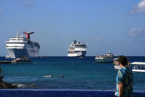 Port de grand Cayman