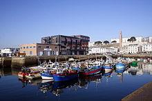 Port de brest wikip dia - Restaurant port de commerce brest ...