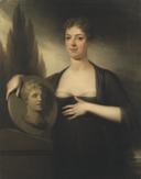 Porträtt av Christina Maria von Hermanson (1768-1810) (Carl Fredrik von Breda) - Nationalmuseum - 40024.tif