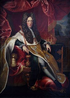 Leopold, Duke of Lorraine Duke of Lorraine, Bar and of Teschen