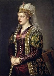 Catherine Cornaro Queen of Cyprus