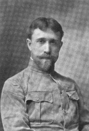 Frederick Palmer (journalist) - Frederick Palmer.