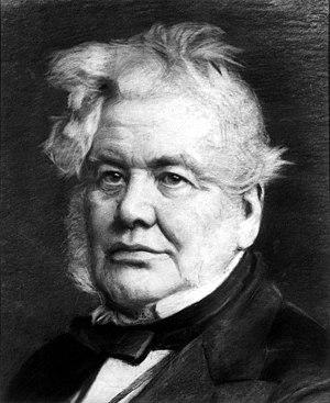 Isaac Butt - Image: Portrait of Isaac Butt